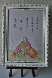 僧侶 和風画 バラ 百合-003.jpg